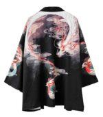 Japan Inspired Dragon Kimono