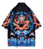 Original Japanese Dragon Kimono Haori