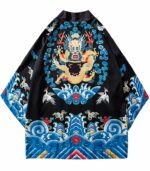 Loyal Dragon Kimono Haori Japan