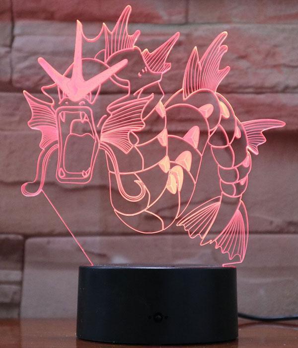 Dragon Lamp Léviator (3D)