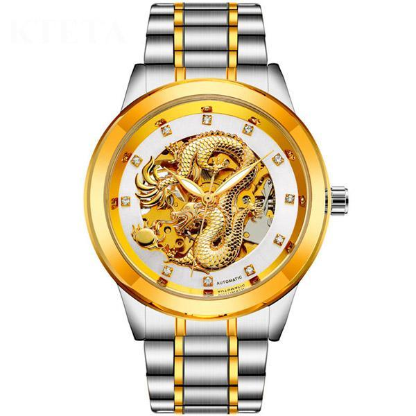 Dragon Watch Automatic Jewelry