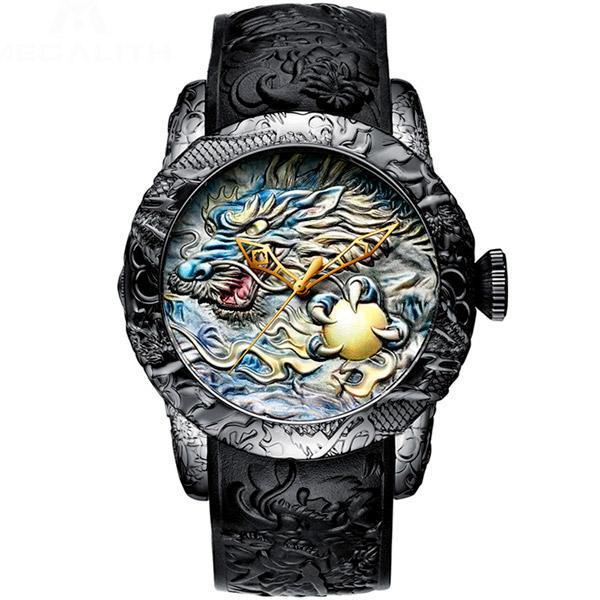 Dragon Watch Infinity Design