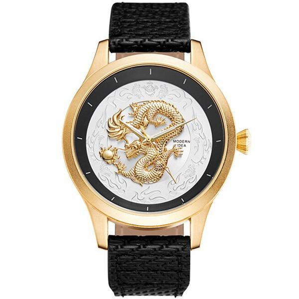 Dragon Watch Guardian Of Time 40mm Steel