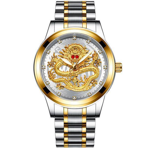 Dragon Watch Mercury Style