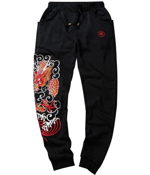 Dragon Pants Prestigious Outfit