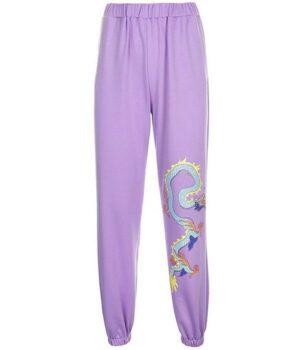 Dragon Pants Violet Jogging