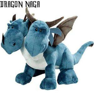 Dragon Plush Two Headed Cotton