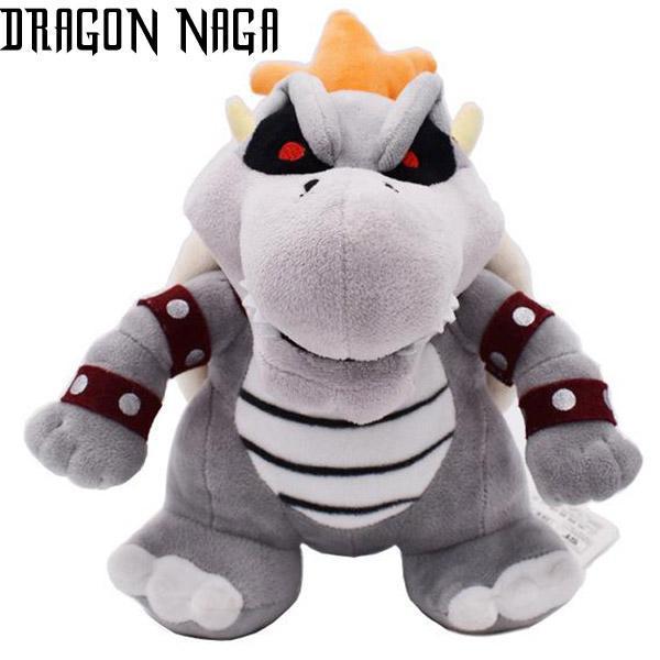 Dragon Plush Skeleton Bowser Cotton