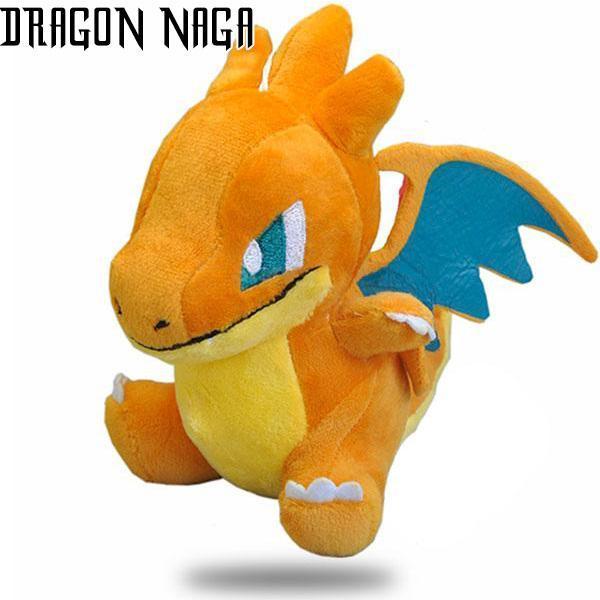 Dragon Plush Dracaufire