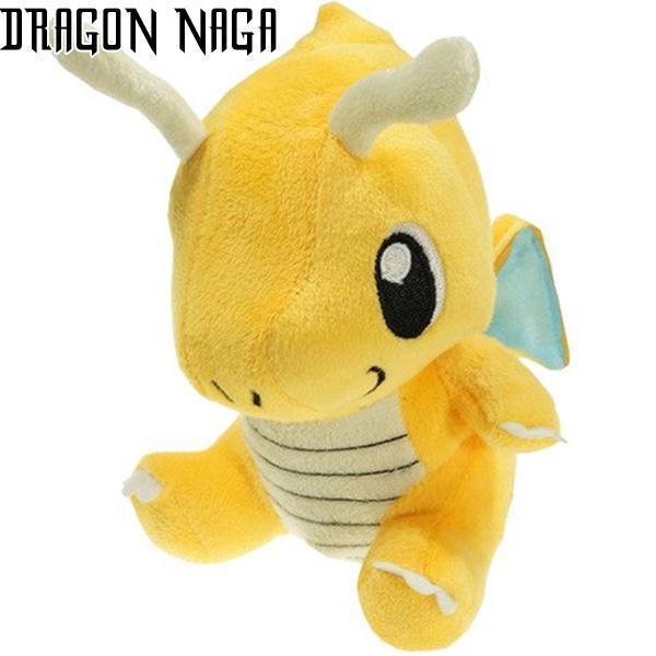 Dragon Plush Fire Cotton Cotton