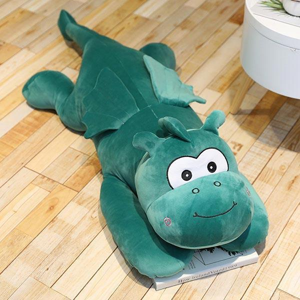 Peluche Dragon Coussin