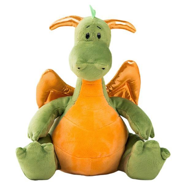 Dragon Plush Orange Cotton Cute
