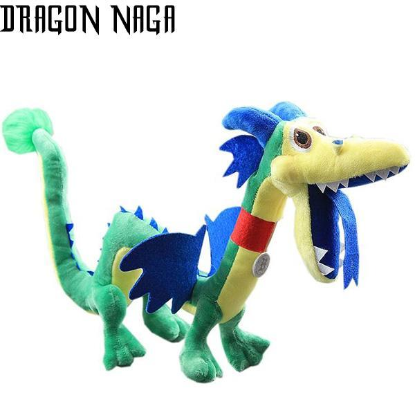 Dragon Plush Japanese Style Cotton