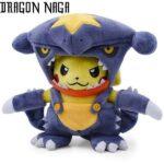 Dragon Plush Pikachu in Disguise