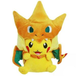 Dragon Plush Pikachu Charizard Cotton