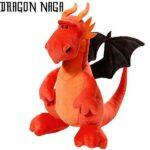 Dragon Plush inferno Cotton Soft