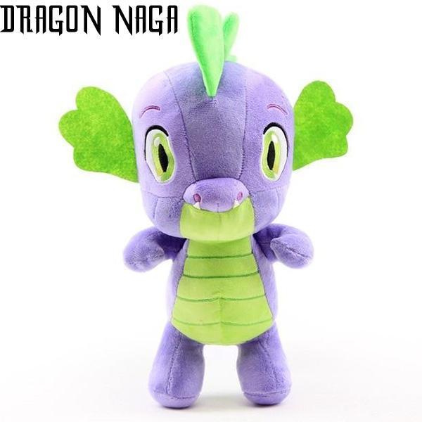 Dragon Plush Spike Cotton