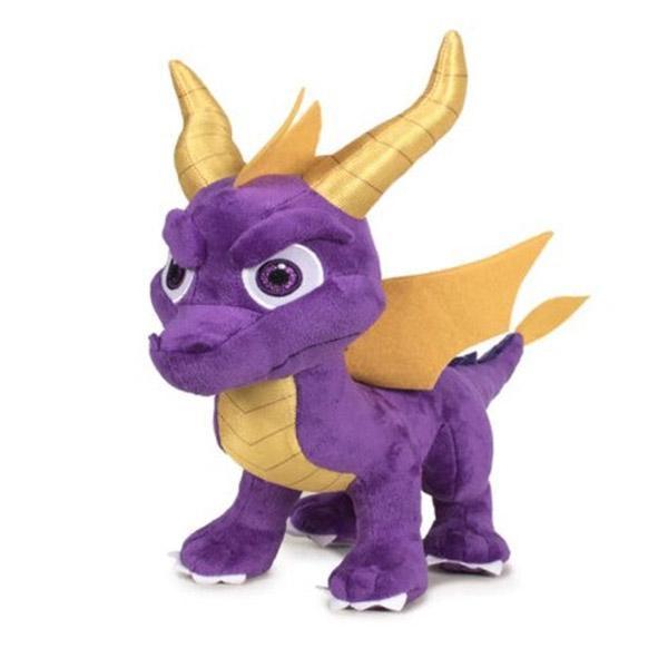 Dragon Plush Spyro the Violet Cotton