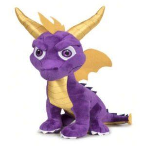Dragon Plush Sitting Spyro Cotton