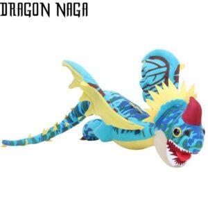 Dragon Plush Sky Storm Cotton