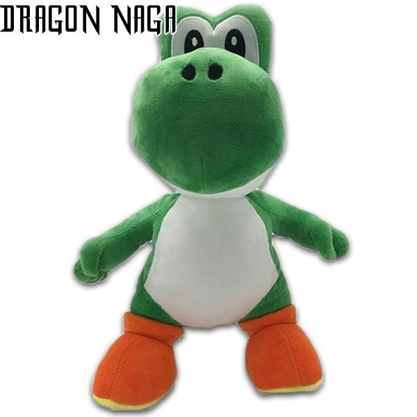Dragon Plush Green Yoshi Cotton