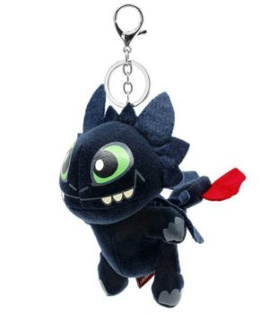 Dragon Keychain Toothless Coton