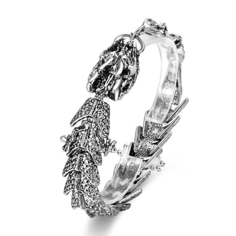 Dragon Scale Wyvern Bracelet