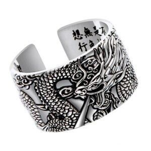 Asian Dragon Ring