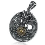 Feng Shui Dragon Necklace