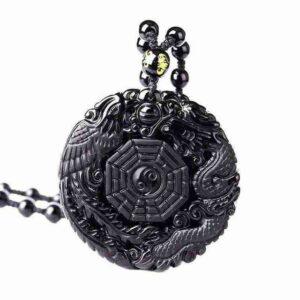 Dragon Yin Yang Pendant