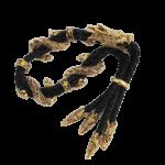 Dragon Tail Bracelet Gold