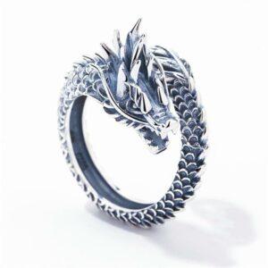 Chinese Dragon Ring