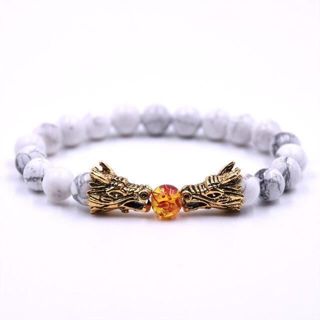 Divine Dragon Bracelet Gold