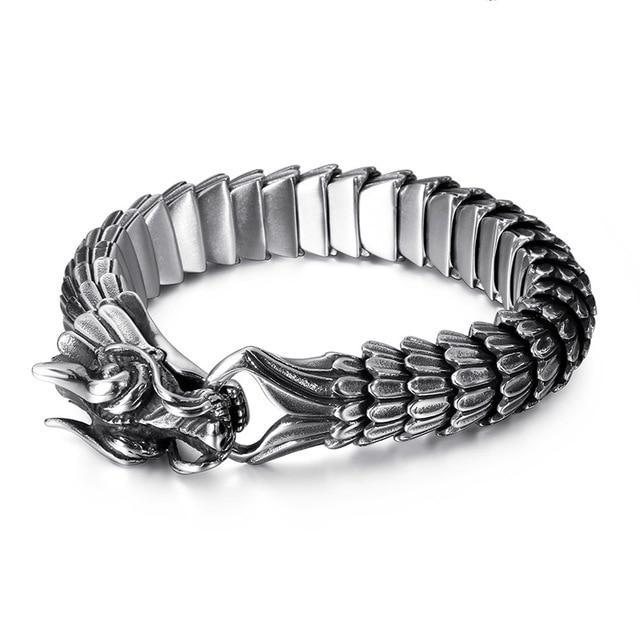 Dragon Chain Bracelet