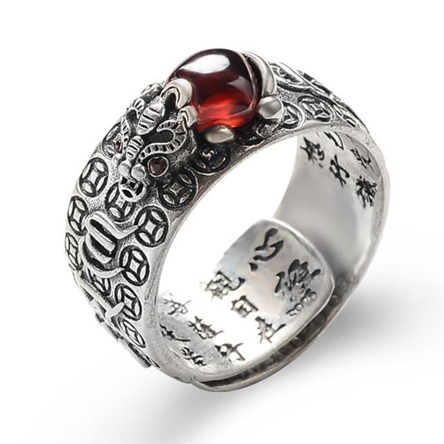 Dragon Ring Pixiu
