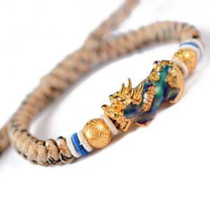 Dragon Knot Bracelet