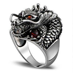 Divine Dragon Ring