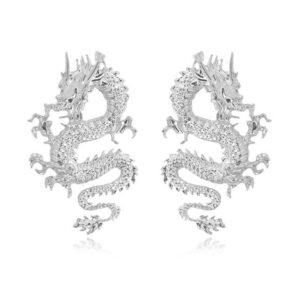 Dragon Glass Earrings