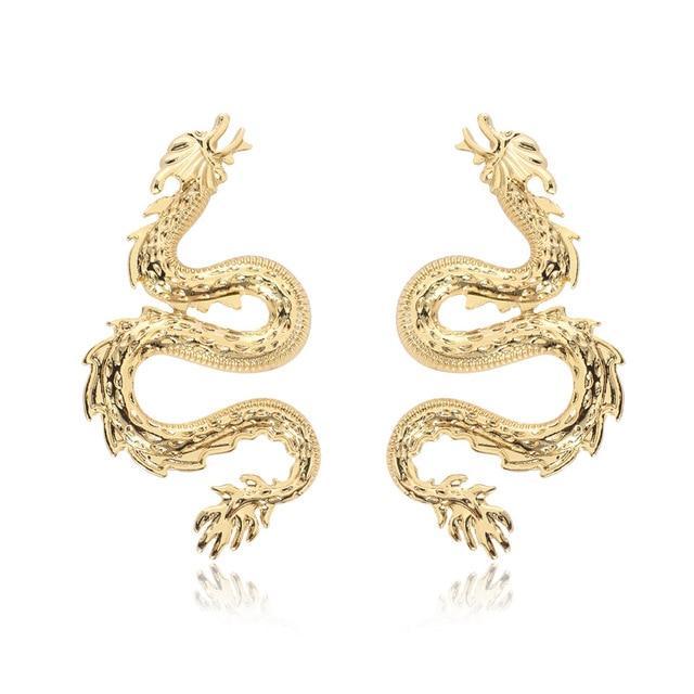 Earrings G Dragon