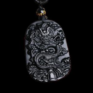 Chinese Dragon Pendant