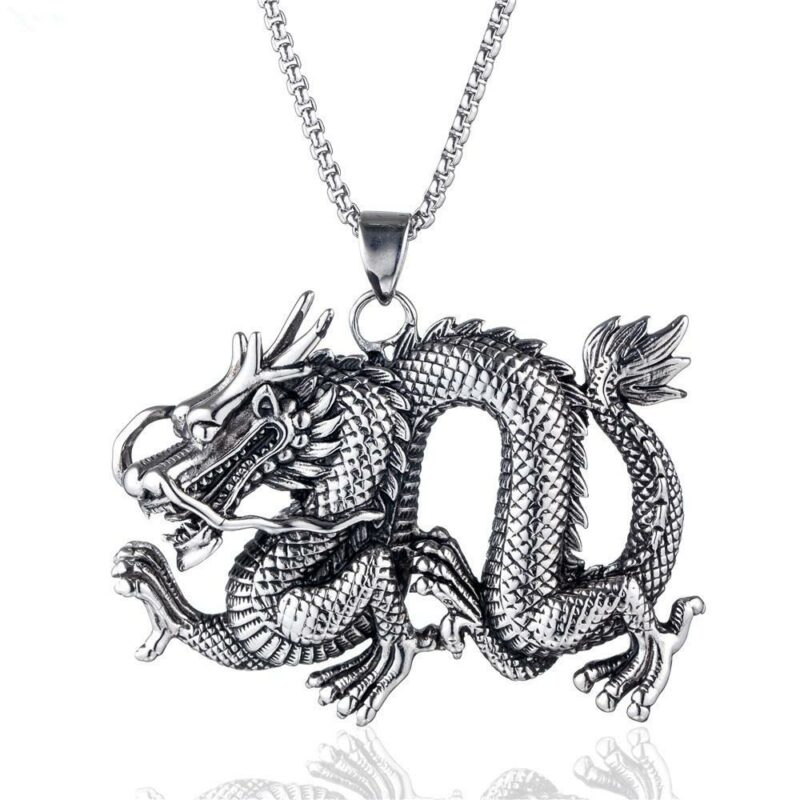 Dragon Necklace For Men