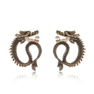 Bearded Dragon Earrings