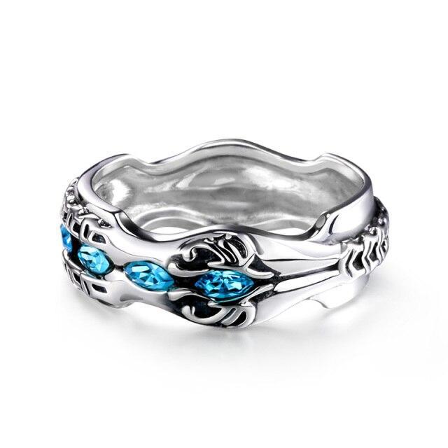 Legend of Qin Dragon Ring