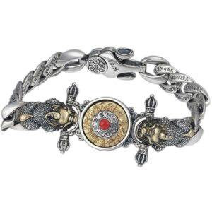 Dragon Bracelet Energy Stone