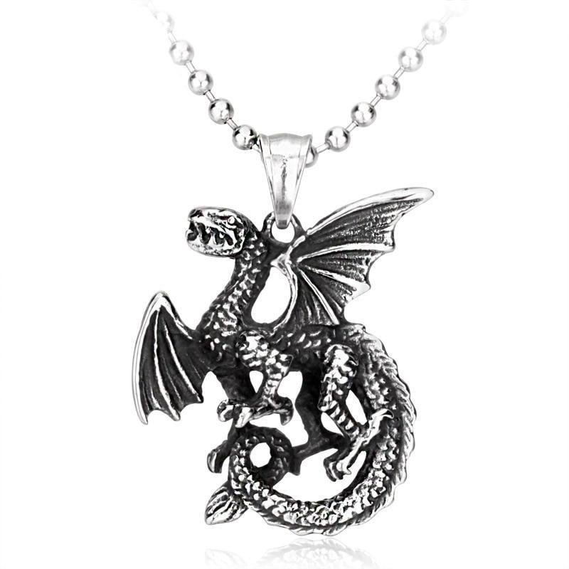 Dragon King Necklace