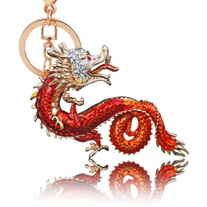 Metal Dragon Pendant