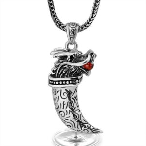 Tooth of the Dragon Necklace