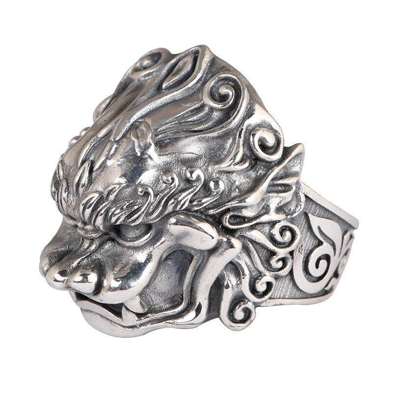 Dragon Lion Ring