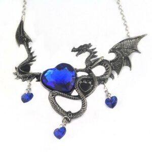 Dragon Heart Necklace