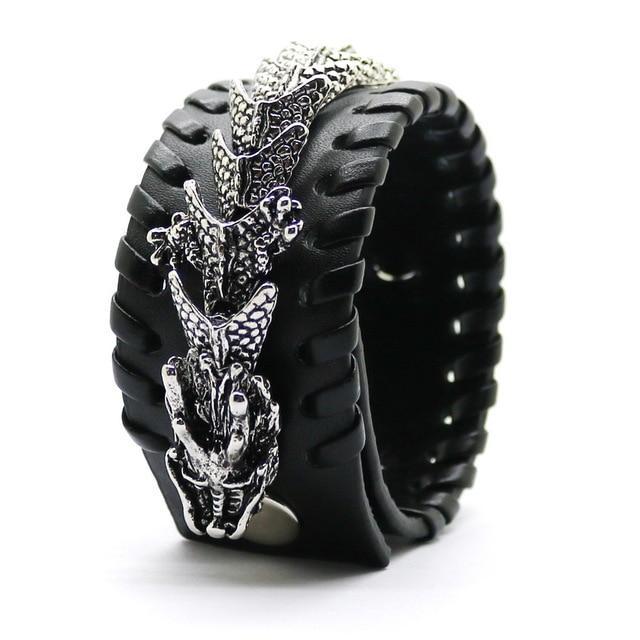 Dragon Wrap Bracelet